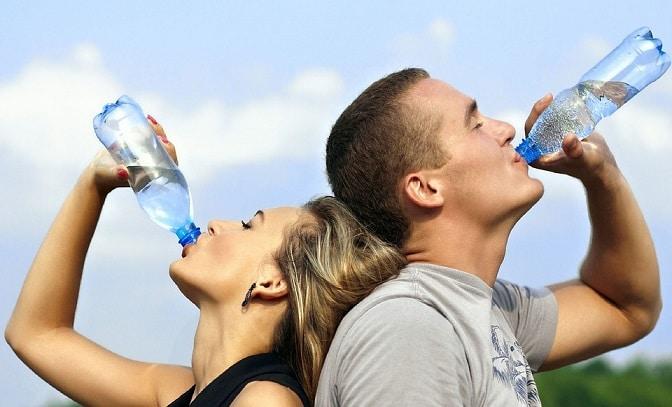 Drink Water Regularly   Medicare Spots