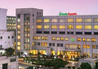Fortis Escorts Heart Institute, New Delhi